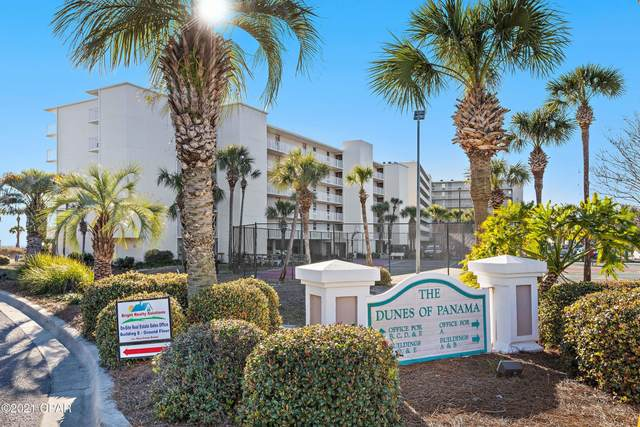 7205 Thomas Drive D703, Panama City Beach, FL 32408 (MLS #708320) :: Counts Real Estate on 30A