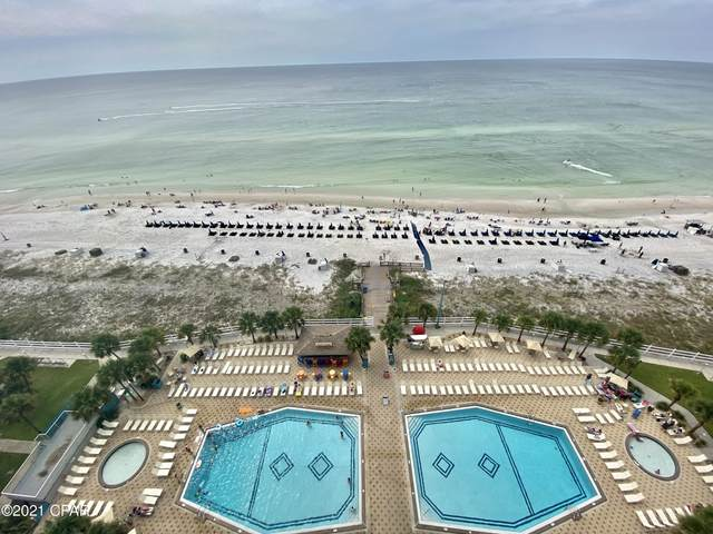 8743 Thomas Drive #1417, Panama City Beach, FL 32408 (MLS #708326) :: Berkshire Hathaway HomeServices Beach Properties of Florida