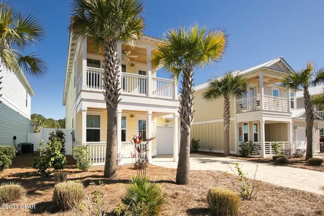 607 Lyndell Lane, Panama City Beach, FL 32407 (MLS #708333) :: The Ryan Group