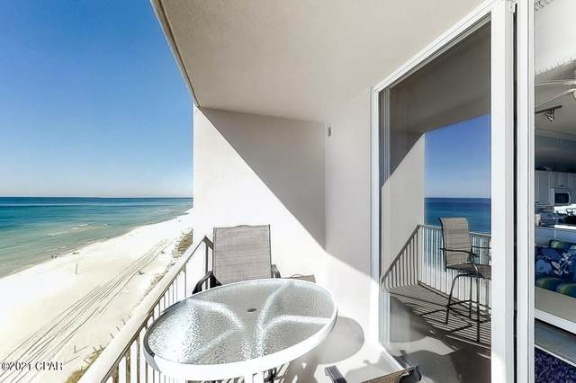 16819 Front Beach Road #607, Panama City Beach, FL 32413 (MLS #708344) :: Beachside Luxury Realty