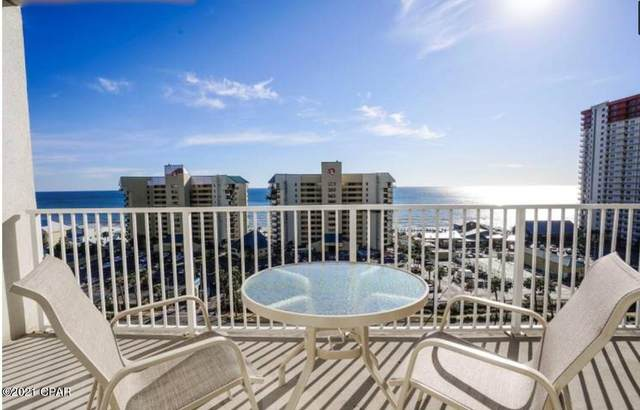 9860 S Thomas Drive #919, Panama City Beach, FL 32408 (MLS #708353) :: Counts Real Estate Group