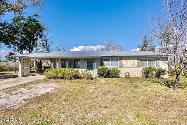 114 Martin Lake Drive, Panama City, FL 32404 (MLS #708360) :: Anchor Realty Florida