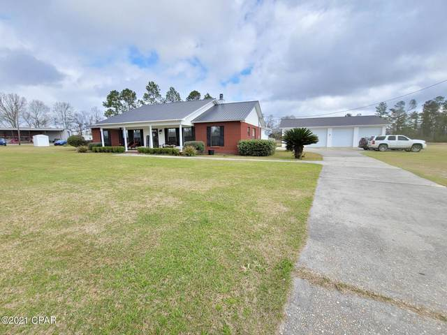 3820 Peanut Road, Cottondale, FL 32431 (MLS #708363) :: Counts Real Estate Group