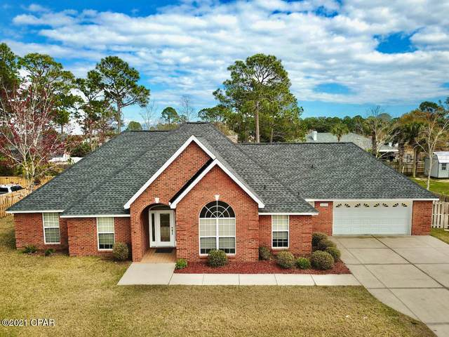 220 Moonlight Bay Drive, Panama City Beach, FL 32407 (MLS #708396) :: Berkshire Hathaway HomeServices Beach Properties of Florida
