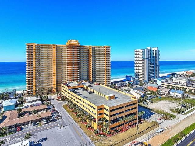 5004 Thomas Drive #2103, Panama City Beach, FL 32408 (MLS #708397) :: Berkshire Hathaway HomeServices Beach Properties of Florida