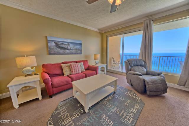 5004 Thomas Drive #1511, Panama City Beach, FL 32408 (MLS #708410) :: Berkshire Hathaway HomeServices Beach Properties of Florida