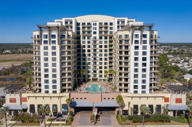 15100 Front Beach Road 1411/1413, Panama City Beach, FL 32413 (MLS #708420) :: The Ryan Group