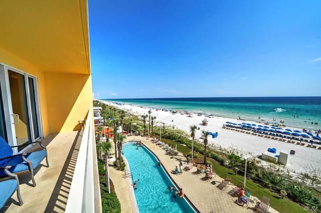 15817 Front Beach Road 405 E, Panama City Beach, FL 32413 (MLS #708421) :: Team Jadofsky of Keller Williams Realty Emerald Coast