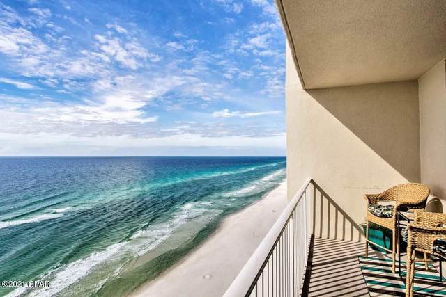 16819 Front Beach Road Road #1614, Panama City Beach, FL 32413 (MLS #708433) :: The Ryan Group