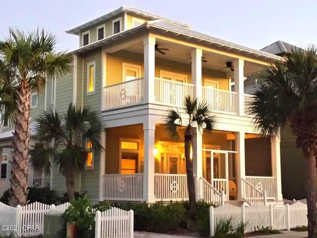 410 Lakefront Drive, Panama City Beach, FL 32413 (MLS #708439) :: Anchor Realty Florida