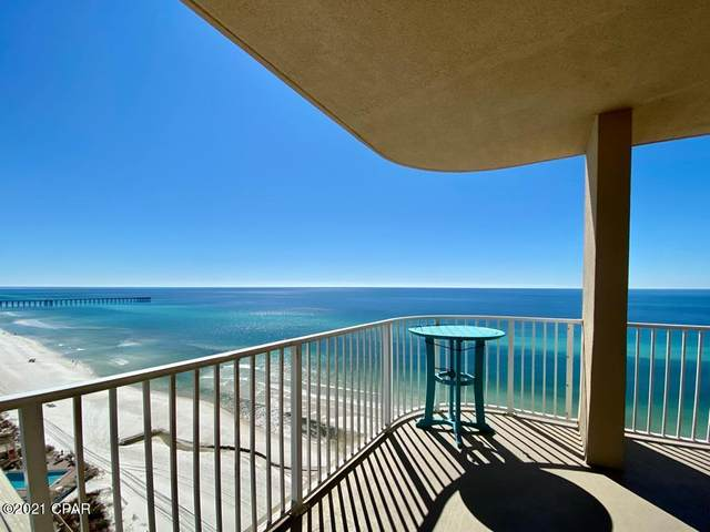 16819 Front Beach Road #1217, Panama City Beach, FL 32413 (MLS #708460) :: Counts Real Estate Group