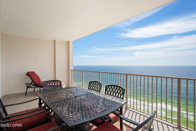 14415 Front Beach Road #1609, Panama City Beach, FL 32413 (MLS #708463) :: Counts Real Estate Group