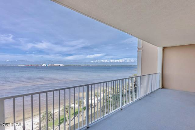 2400 Grandiflora Boulevard E605, Panama City Beach, FL 32408 (MLS #708472) :: Vacasa Real Estate