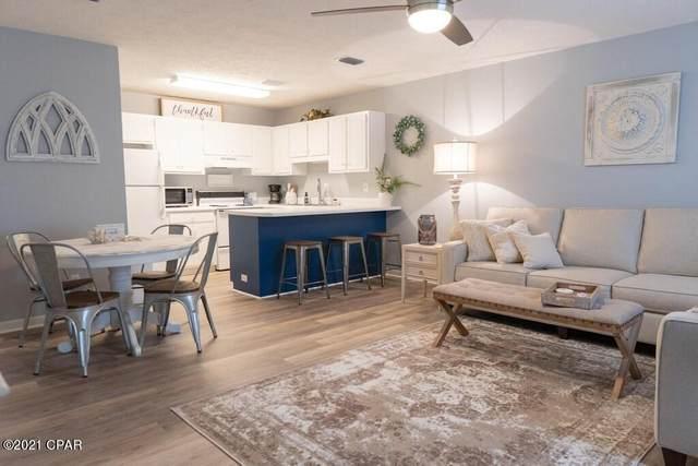 17642 Front Beach Road F6, Panama City Beach, FL 32413 (MLS #708485) :: Counts Real Estate Group, Inc.