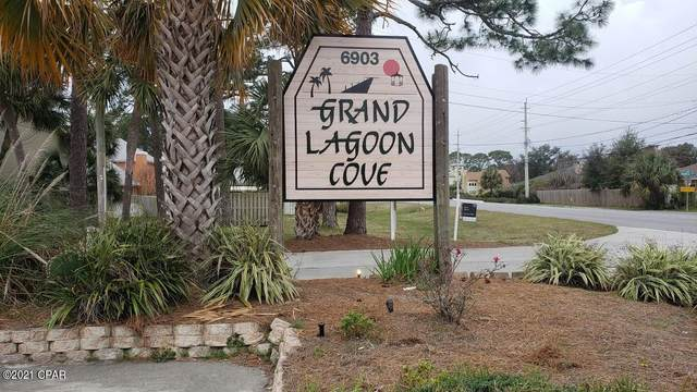 6903 N Lagoon Drive #11, Panama City Beach, FL 32408 (MLS #708495) :: Vacasa Real Estate