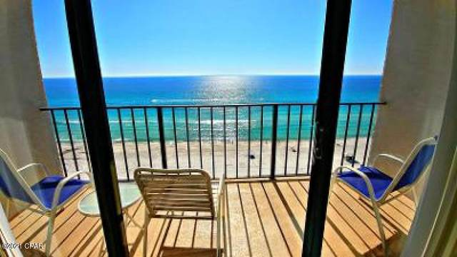 11347 Front Beach Road #1107, Panama City Beach, FL 32407 (MLS #708523) :: Counts Real Estate Group