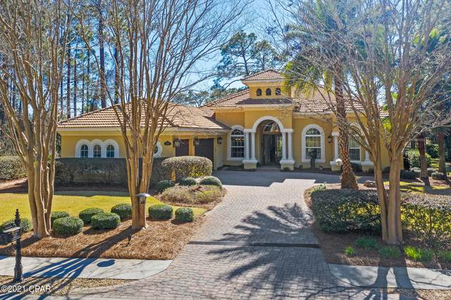 105 Mirasol Way, Panama City Beach, FL 32407 (MLS #708566) :: Scenic Sotheby's International Realty