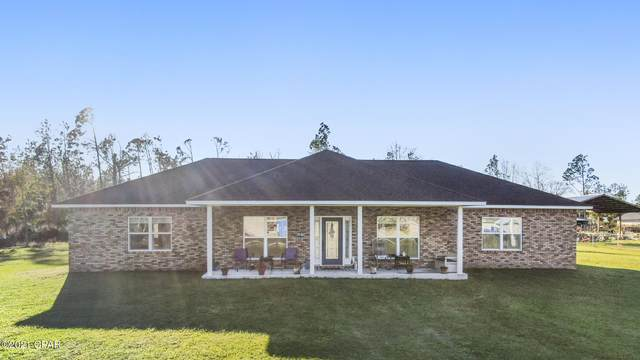 12511 Lucas Lane, Youngstown, FL 32466 (MLS #708608) :: Scenic Sotheby's International Realty