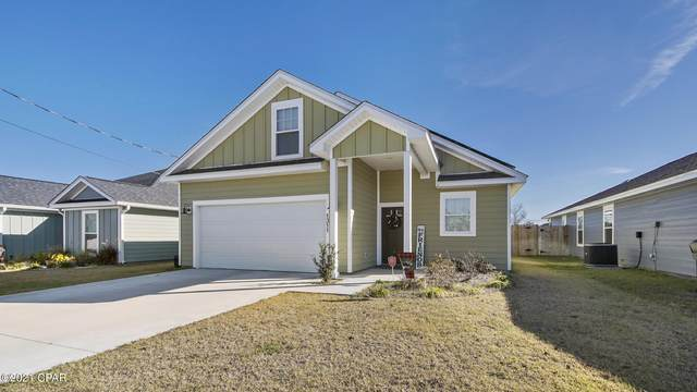 1311 Iowa Avenue, Lynn Haven, FL 32444 (MLS #708618) :: EXIT Sands Realty