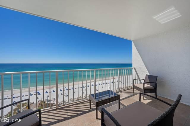 8743 Thomas Drive #1013, Panama City Beach, FL 32408 (MLS #708678) :: Berkshire Hathaway HomeServices Beach Properties of Florida