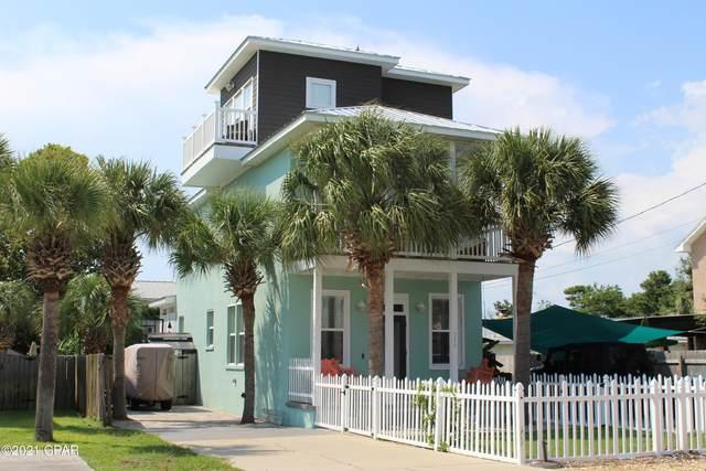 306 Argonaut Street, Panama City Beach, FL 32413 (MLS #708687) :: Scenic Sotheby's International Realty