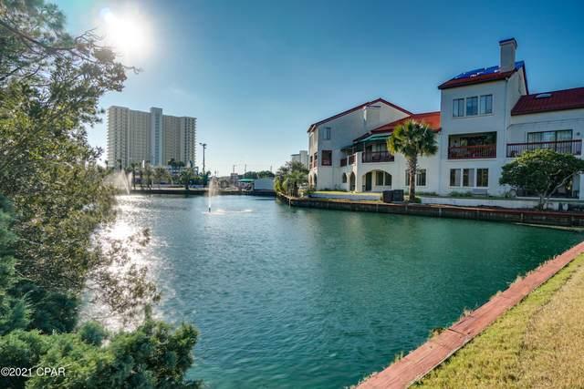 8730 Thomas Drive #310, Panama City Beach, FL 32408 (MLS #708690) :: Scenic Sotheby's International Realty