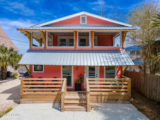 6604 Beach Drive, Panama City Beach, FL 32408 (MLS #708748) :: Berkshire Hathaway HomeServices Beach Properties of Florida