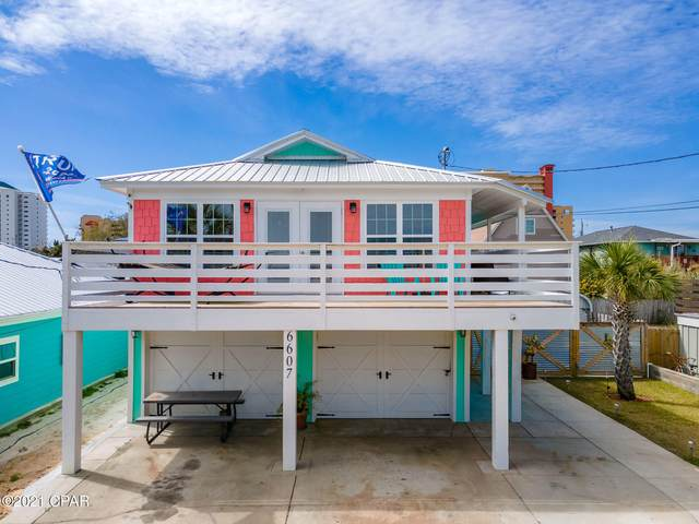 6607 Sunset Avenue, Panama City Beach, FL 32408 (MLS #708749) :: Berkshire Hathaway HomeServices Beach Properties of Florida
