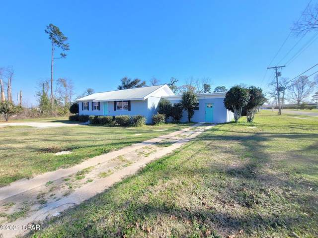 4313 7th Avenue, Marianna, FL 32446 (MLS #708827) :: Scenic Sotheby's International Realty
