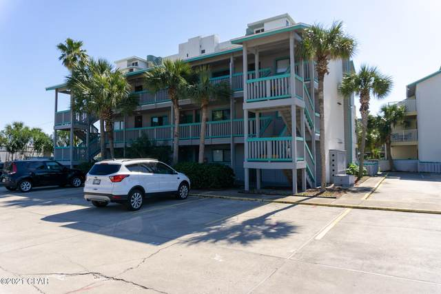 6205 Thomas Drive F10, Panama City Beach, FL 32408 (MLS #708853) :: The Ryan Group