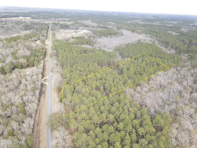 10 Acres Highway 177A, Bonifay, FL 32425 (MLS #708868) :: Berkshire Hathaway HomeServices Beach Properties of Florida