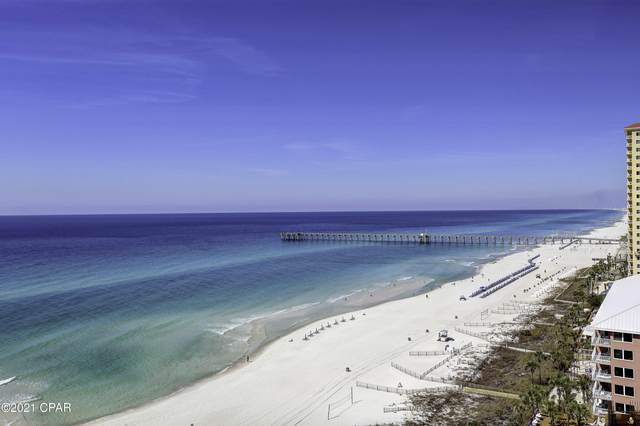 15625 Front Beach Road #1211, Panama City Beach, FL 32413 (MLS #708894) :: Counts Real Estate Group