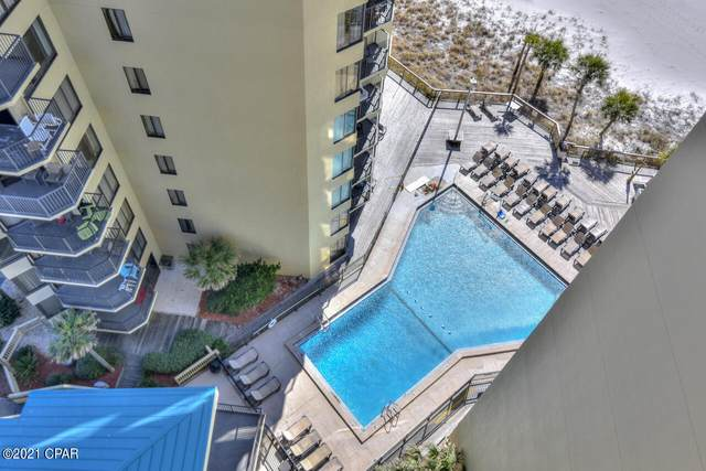 9850 S Thomas Drive 603W, Panama City Beach, FL 32408 (MLS #708935) :: Counts Real Estate Group