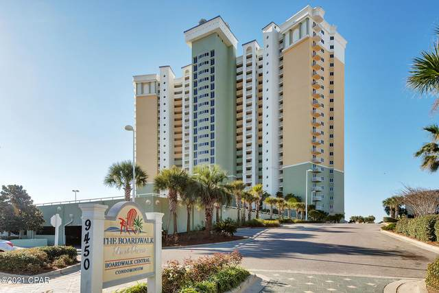9450 S Thomas 2201A, Panama City Beach, FL 32408 (MLS #708959) :: Vacasa Real Estate