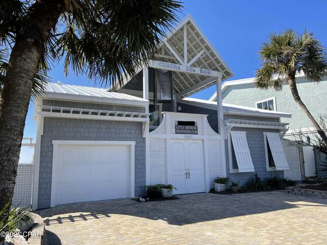 17807 Front Beach Road, Panama City Beach, FL 32413 (MLS #708991) :: The Ryan Group