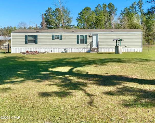 165 Nathan Street, Wewahitchka, FL 32465 (MLS #709010) :: The Ryan Group