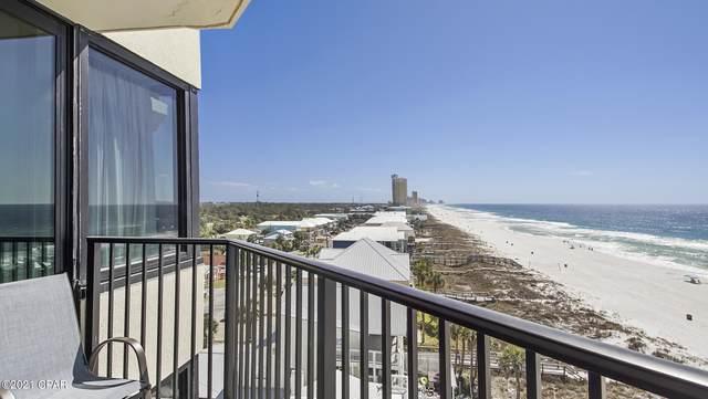 9850 S Thomas Drive 803E, Panama City Beach, FL 32408 (MLS #709060) :: Counts Real Estate Group