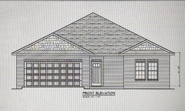 296 Hugh Thomas Drive, Panama City, FL 32404 (MLS #709066) :: Counts Real Estate Group