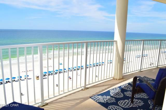 10509 Front Beach Road #802, Panama City Beach, FL 32407 (MLS #709141) :: Team Jadofsky of Keller Williams Realty Emerald Coast
