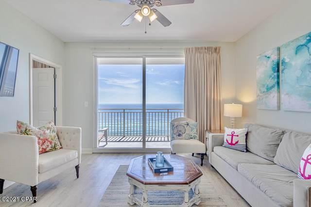 17729 Front Beach Road 1002E, Panama City Beach, FL 32413 (MLS #709222) :: Berkshire Hathaway HomeServices Beach Properties of Florida