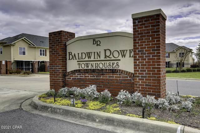 808 Baldwin Rowe 808 Circle #808, Panama City, FL 32405 (MLS #709332) :: Team Jadofsky of Keller Williams Realty Emerald Coast