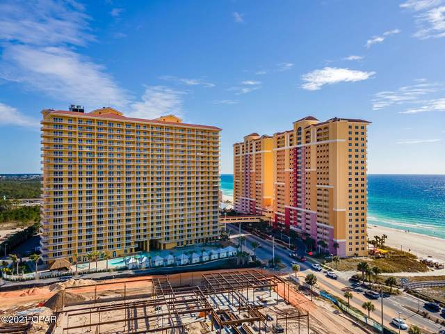 15817 Front Beach Road W-1708, Panama City Beach, FL 32413 (MLS #709336) :: Counts Real Estate Group