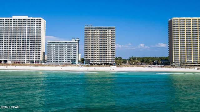 10713 Front Beach Road #405, Panama City Beach, FL 32407 (MLS #709425) :: Berkshire Hathaway HomeServices Beach Properties of Florida