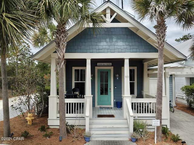 90 W Endless Summer Way, Inlet Beach, FL 32461 (MLS #709448) :: Counts Real Estate Group, Inc.