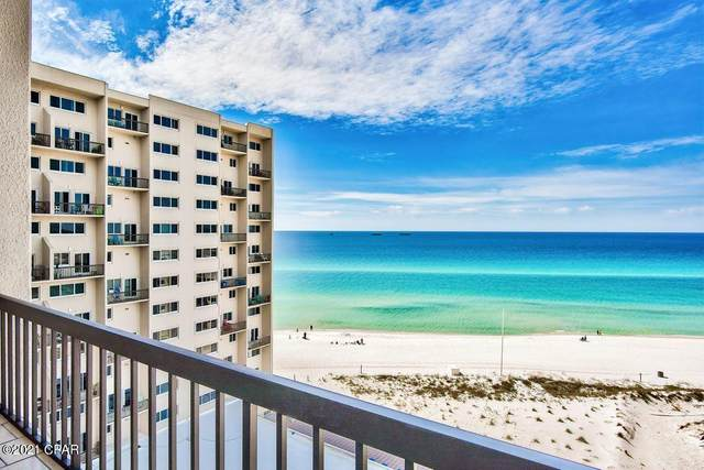 23223 Front Beach Road A736, Panama City Beach, FL 32413 (MLS #709475) :: Team Jadofsky of Keller Williams Realty Emerald Coast
