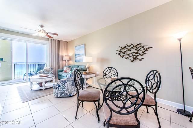 11807 Front Beach Road Road 1-702, Panama City Beach, FL 32407 (MLS #709499) :: Berkshire Hathaway HomeServices Beach Properties of Florida