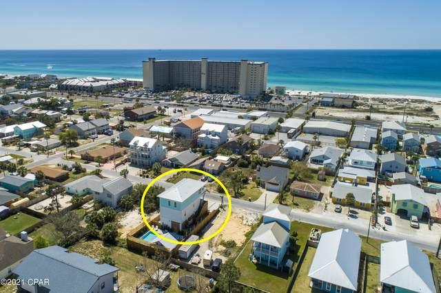 5918 Sunset Avenue, Panama City Beach, FL 32408 (MLS #709543) :: Counts Real Estate Group