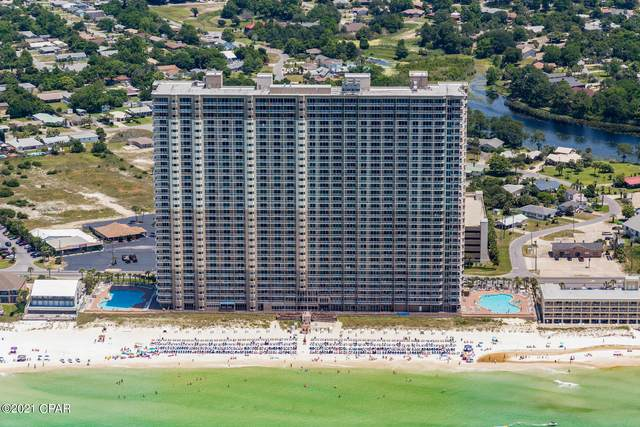 16819 Front Beach Road #1706, Panama City Beach, FL 32413 (MLS #709547) :: Counts Real Estate Group