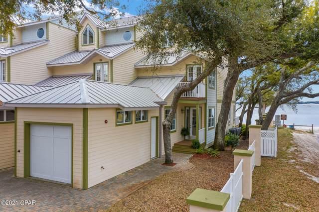 3829 Mariner Drive, Panama City Beach, FL 32408 (MLS #709572) :: Team Jadofsky of Keller Williams Realty Emerald Coast