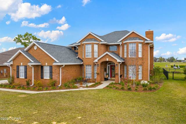 3245 Country Club Drive, Lynn Haven, FL 32444 (MLS #709618) :: Scenic Sotheby's International Realty